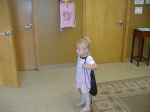 i have to go in there (first day of dance school 2007)