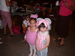 Averi and Willow PreK a.m. 'Animal Crackers'