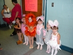 PreK a.m. 'Animal Crackers' waiting back stage